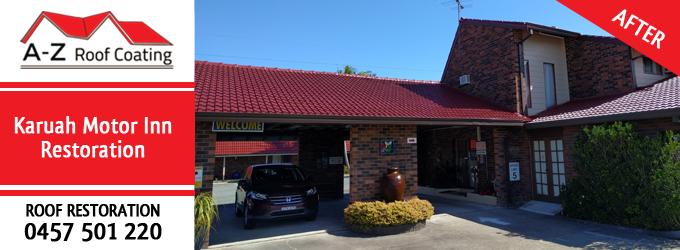 Karuah-Motor-Inn-roof-restoration