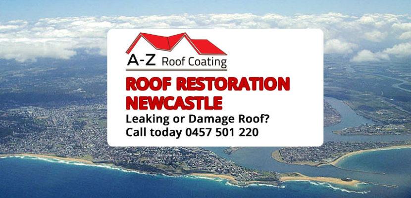 Roof Restoration Newcastle