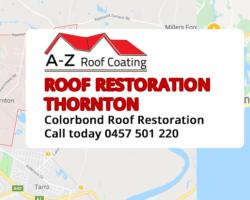 Colorbond Roof Restoration Thornton